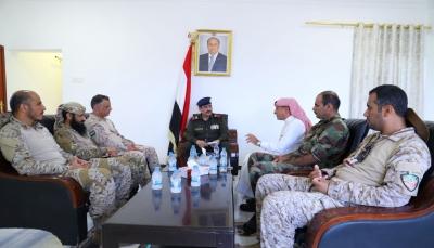 وزير الداخلية يدعو لاستكمال تنفيذ الشق العسكري من اتفاق الرياض