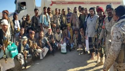 الجيش يعلن تحرير 10 أسرى في صفقة تبادل مع مليشيات الحوثي