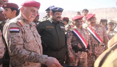 قائد عسكري: محاولات زعزعة الأمن في وادي حضرموت لن يثنينا عن تأدية واجبنا الوطني