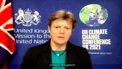 """بريطانيا: الحوثيون مسؤولون عن الهجوم"""" الجبان"""" الذي استهدف مطار عدن"""