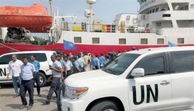 البعثة الأممية تدين التصعيد في الحديدة وتدعو إلى تحييد المدنيين