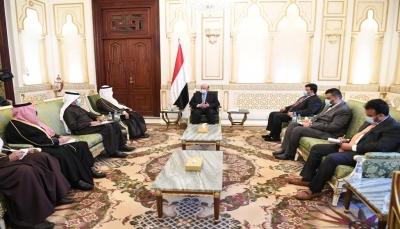 هادي: مليشيات الحوثي لا تؤمن بالسلام وتعمل على تنفيذ أجندة إيران
