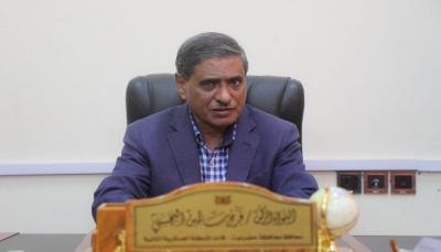 محافظ حضرموت: عدم توفر وسائل الدفاع المدني هو العائق الوحيد أمام فتح مطار الريان