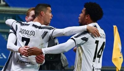 يوفنتوس يتوّج بلقب كأس السوبر ورونالدو يتربعّ على عرش أفضل هدافي كرة القدم