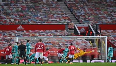 مانشستر يونايتد يغلب غريمه ليفربول ويبلغ ثمن نهائي كأس الاتحاد