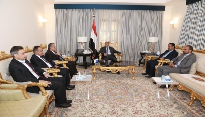"""الرئاسة اليمنية: ميليشيات الحوثي أكثر الجماعات الإرهابية """"تطرفًا وإجرامًا"""""""