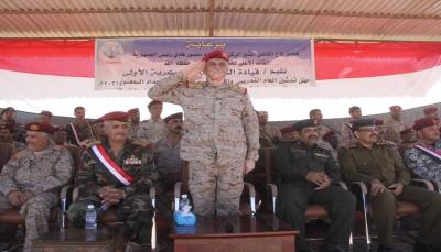 قائد المنطقة العسكرية الأولى: الحوثي وداعش وجهان لعملة واحدة