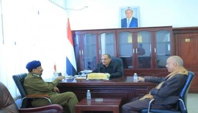 """اجتماع """"قضائي - أمني"""" بمأرب يناقش سبل التعاون المشترك بين الطرفين"""