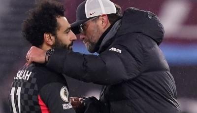 محمد صلاح يتصدر قائمة هدافي الدوري الإنجليزي