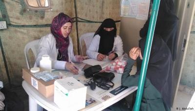 الصحة العالمية: 78 وفاة و218 ألف حالة اشتباه بالكوليرا في اليمن خلال 11 شهرا