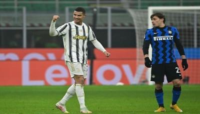 يوفنتوس يثأر من إنتر ويسقطه بملعبة ويتأهل إلى نصف نهائي كأس إيطاليا