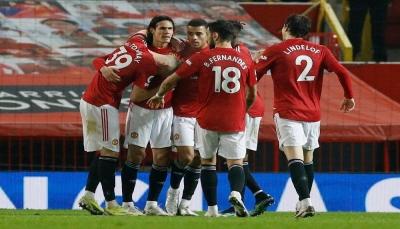 مانشستر يونايتد يسحق ساوثهامبتون بتسعة أهداف نظيفة