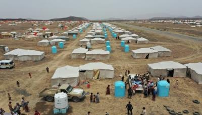 """الحكومة تحذر من حدوث كارثة إنسانية في """"مأرب"""" جراء تصعيد ميليشيات الحوثي"""