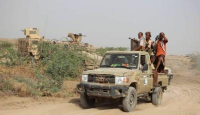 """القوات المشتركة تعلن الإطاحة بـ""""خلية حوثية"""" نفذت 20 عملية إرهابية غربي اليمن"""