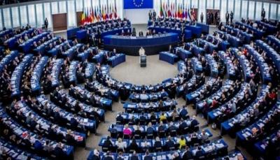 يدعو لوقف إطلاق النار.. البرلمان الأوروبي يبحث مشروع قرار بشأن اليمن