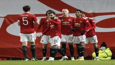 مانشستر يونايتد يتأهل إلى ربع نهائي كأس إنجلترا
