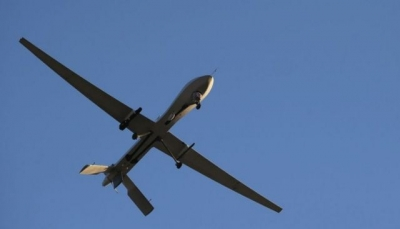 التحالف يعلن اعتراض طائرة مسيرة أطلقها الحوثيون باتجاه السعودية