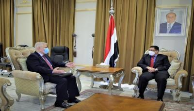 الحكومة تدعو مجلس الأمن للضغط على ميليشيات الحوثي لوقف عدوانها