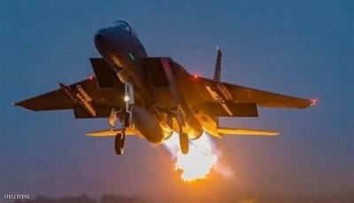 قتلى وجرحى من الحوثيين وتدمير آليات في غارات جوية للتحالف غربي مأرب