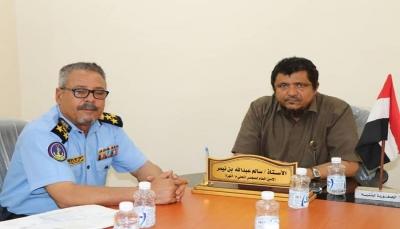 المهرة: السلطة المحلية تدعو لتعزيز إجراءات الأمن ومكافحة التهريب