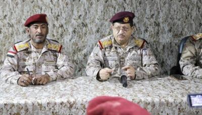 وزير الدفاع: عملية التحرير تمضي نحو اقتلاع جذور ومخلفات الإمامة