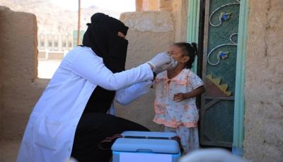 """الصحة العالمية تنفذ حملة التحصين ضد الكوليرا في """"حضرموت"""""""