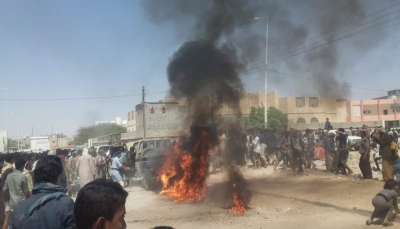 شبوة.. انفجار عبوة ناسفة في طقم عسكري دون وقوع إصابات