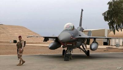 """الثاني خلال أسبوع.. هجوم صاروخي يستهدف """"قاعدة بلد"""" الجوية شمالي بغداد"""