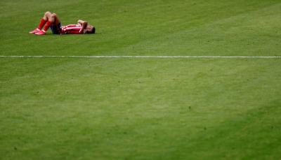 ليفانتي يلحق الخسارة الثانية بأتلتيكو مدريد ويشعل المنافسة على اللقب
