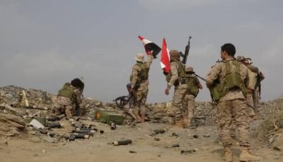 """مأرب: مصرع 16 حوثيًا والجيش يحرر مواقع جديدة في جبهة """"هيلان"""""""