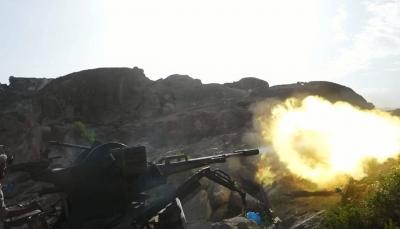 """مأرب.. مصرع عشرات الحوثيين في هجوم للجيش بـ""""المشجح"""" وكمين في """"رغوان"""""""