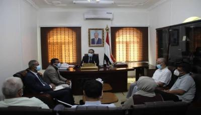 وزير الصحة يوجه بالاستنفار التام لمواجهة الموجة الثانية من وباء كورونا