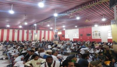 """قبائل اليمن تدعو للنفير العام ورفد الجبهات بآلاف المقاتلين لمواجهة """"المشروع الفارسي"""""""