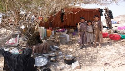 منظمة الهجرة: نزوح 8 آلاف شخص جراء تصاعد المعارك في مأرب