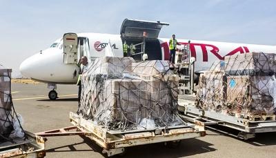 وصول طائرة أممية محمّلة بأدوية مكافحة الملاريا إلى مطار صنعاء