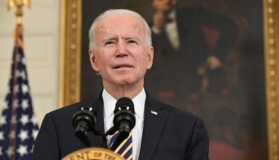"""رسالة أول عمل عسكري بقيادته.. بايدن يدعو إيران للحذر لأنها """"لن تفلت من العقاب"""""""