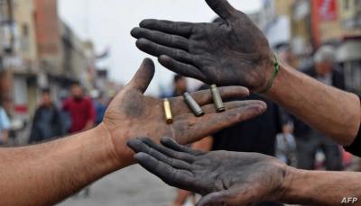 العراق.. إصابة العشرات في مواجهات بين محتجين وقوات الأمن في الناصرية