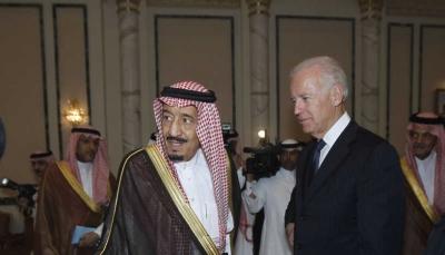 في أول إتصال بينهما.. بايدن يؤكد للملك سلمان الالتزام الأميركي بدعم السعودية