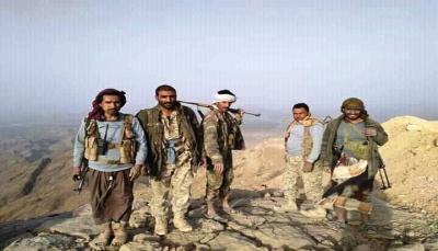 """مأرب.. قوات الجيش تستعيد جبال """"البلق"""" وتكبّد مليشيات الحوثي خسائر فادحة (صور)"""