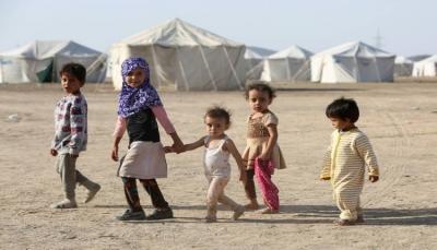 الحكومة تدعو المنظمات الإنسانية للتدخل العاجل لإنقاذ حياة المدنيين والنازحين في مأرب