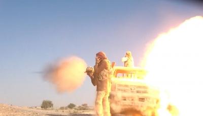 الجيش الوطني يعلن استعادة مواقع استراتيجية جنوبي مأرب