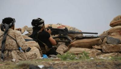 """تعز.. الجيش يستعيد جبل استراتيجي في """"حيفان"""" بعد مواجهات مع مليشيات الحوثي"""