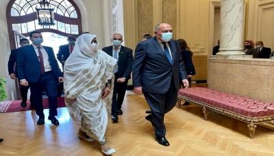 مصر والسودان يوقعان اتفاقية عسكرية ويؤكدان ضرورة الاتفاق مع إثيوبيا حول سد النهضة