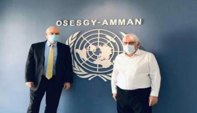 زيارة مرتقبة للمبعوثين الأممي والأمريكي إلى عُمان اليومين القادمين