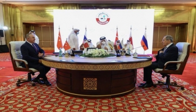الصراع العسكري ووحدة الارض.. بيان من قطر وروسيا وتركيا حول الوضع في سوريا