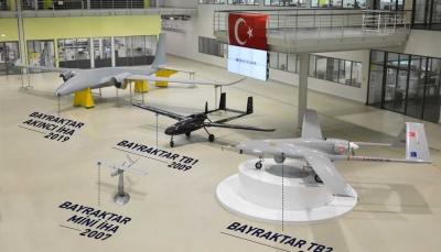 أردوغان يكشف طلب الرياض إبرام صفقة عسكرية مع أنقرة لشراء طائرات مسيرة