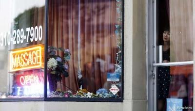 مقتل ثمانية- معظمهم أسيويين- في هجمات مسلحة على مراكز تدليك بولاية جورجيا الأمريكية