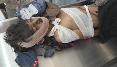 أحدهما طفل.. مقتل مدنيين اثنين بقصف وانفجار لغم زرعه الحوثيون في تعز