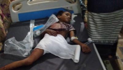 الحكومة: جرائم الحوثي في حيس انتهاك صارخ للقانون الدولي الإنساني