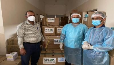"""الصحة العالمية توزّع أدوية """"كورونا"""" على 16 مركزًا طبيًا في اليمن"""